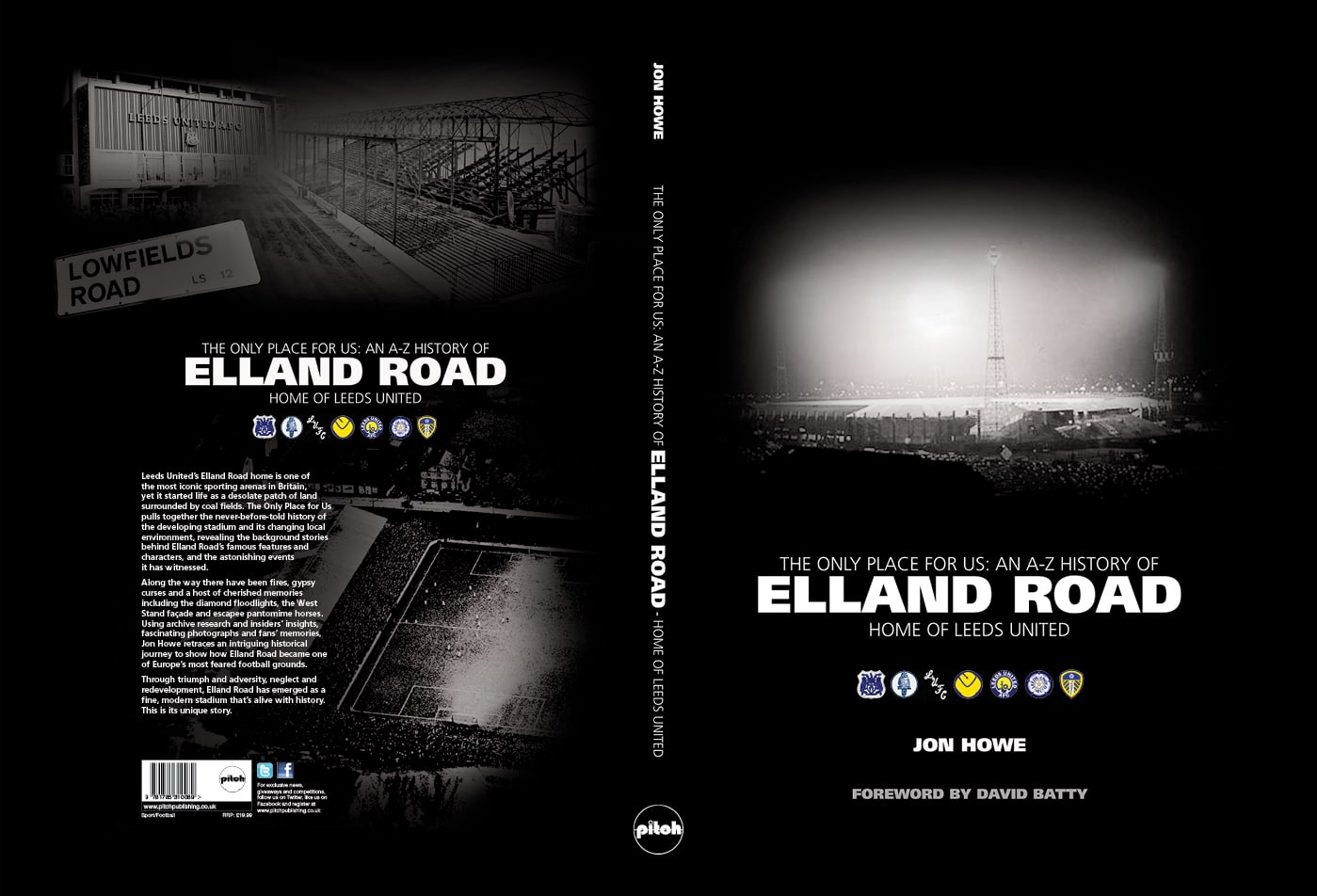 The Only Place For Us: An A-Z History of Elland Road