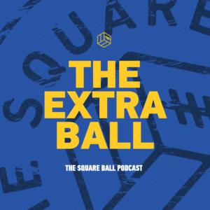 The Extra Ball Podcast Artwork