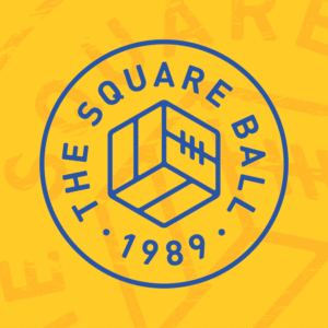 The Square Ball Fancy Logo