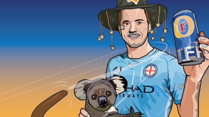 The Continuing Misadventures of Ross McCormack Down Under