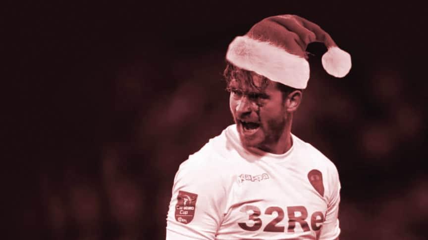"""""""It's simply time to play"""" —Gaetano Berardi Talks Christmas"""