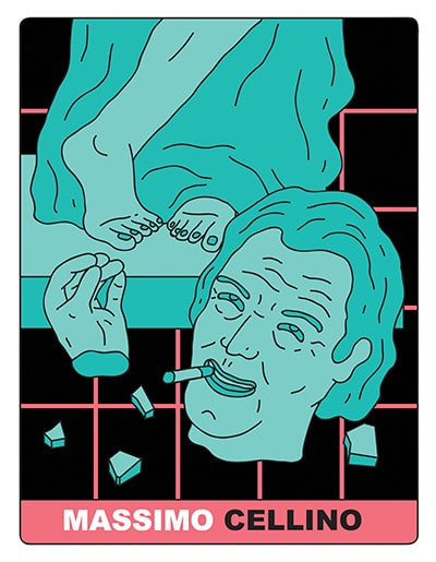Massimo Cellino • illustration by James Clapham