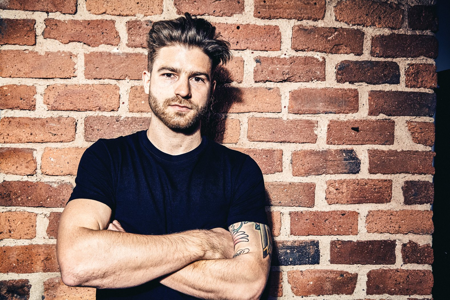 Gaetano Berardi, Leeds United • photograph by Lee Brown