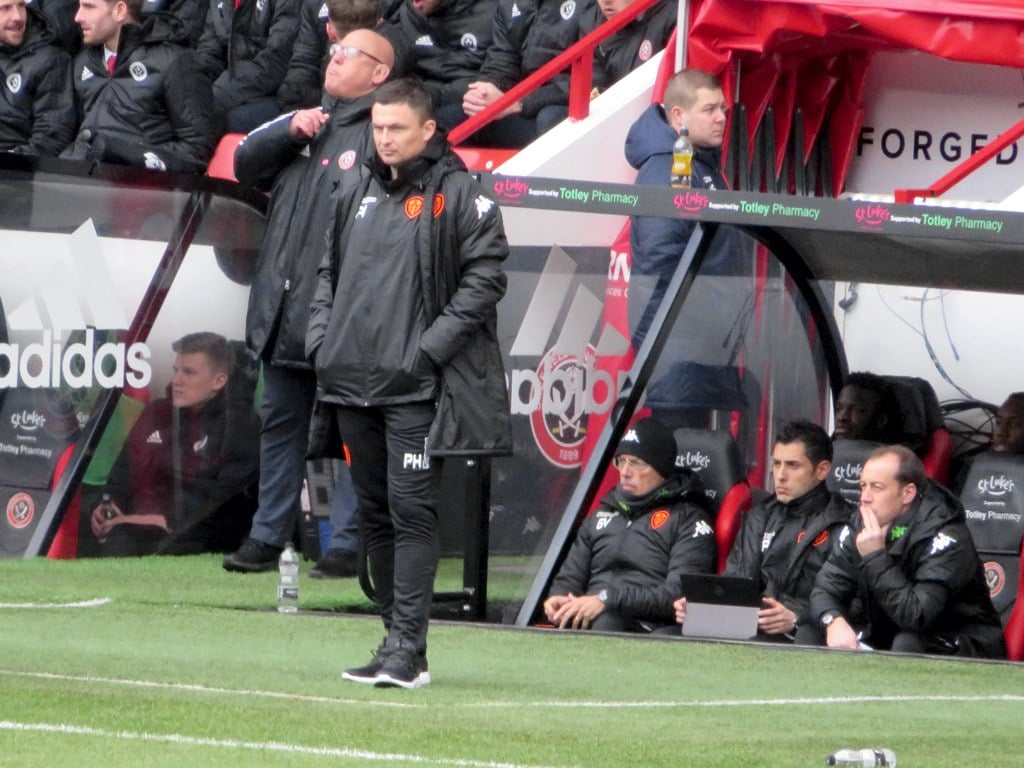 Sheffield United 2-1 Leeds United: Sorting Out