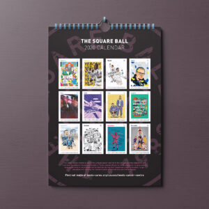 The Square Ball: Season 29, Issue 09