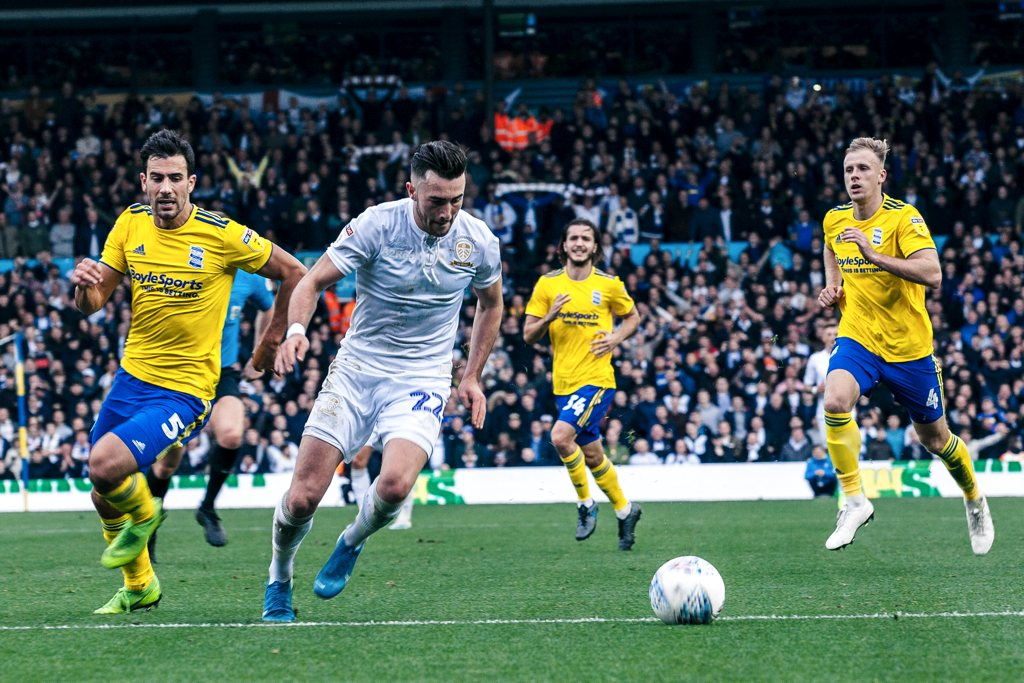 Leeds United 2-0 QPR: Routine