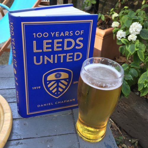 100 Years of Leeds United | Signed & Personalised Book