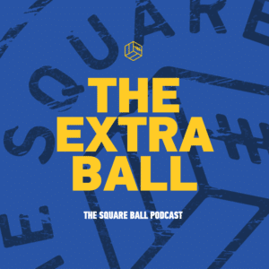 The Extra Ball Podcast Artwork